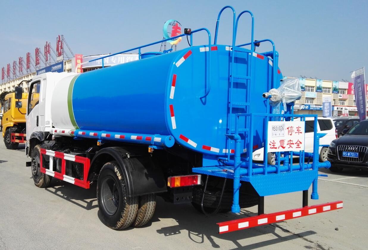 东风12吨洒水车图片3